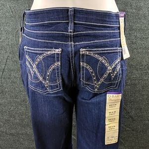 NWT Wrangler Q-Baby The Ultimate Riding Jean